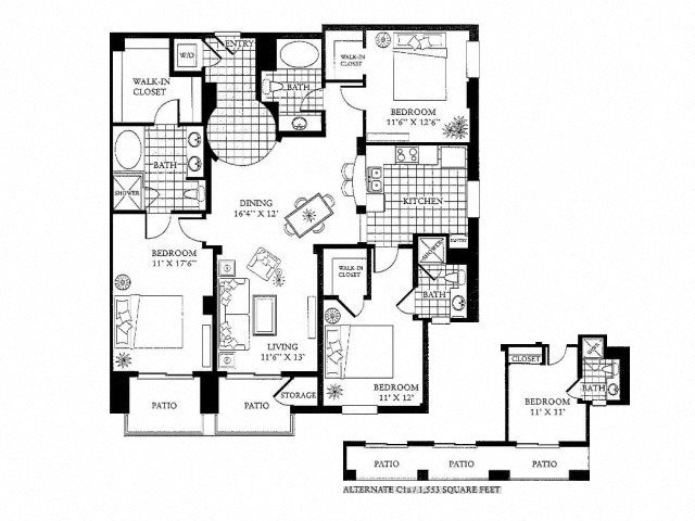 Rodeo-1553 Floor Plan 16