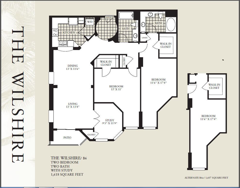 Wilshire-1623 Floor Plan 15
