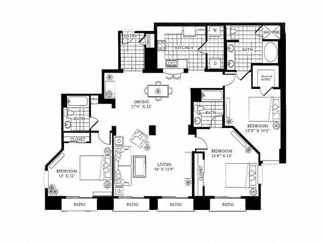 Westwood Floor Plan 18
