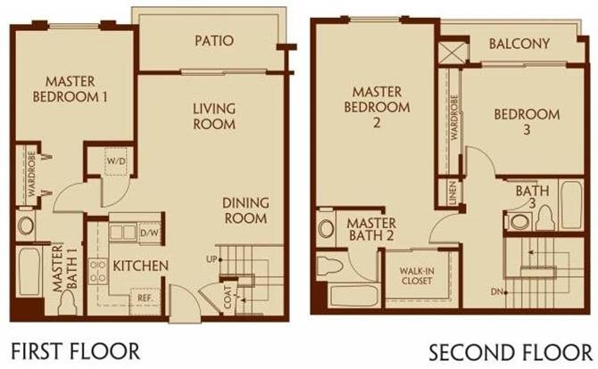 3.3 thm Floor Plan 22