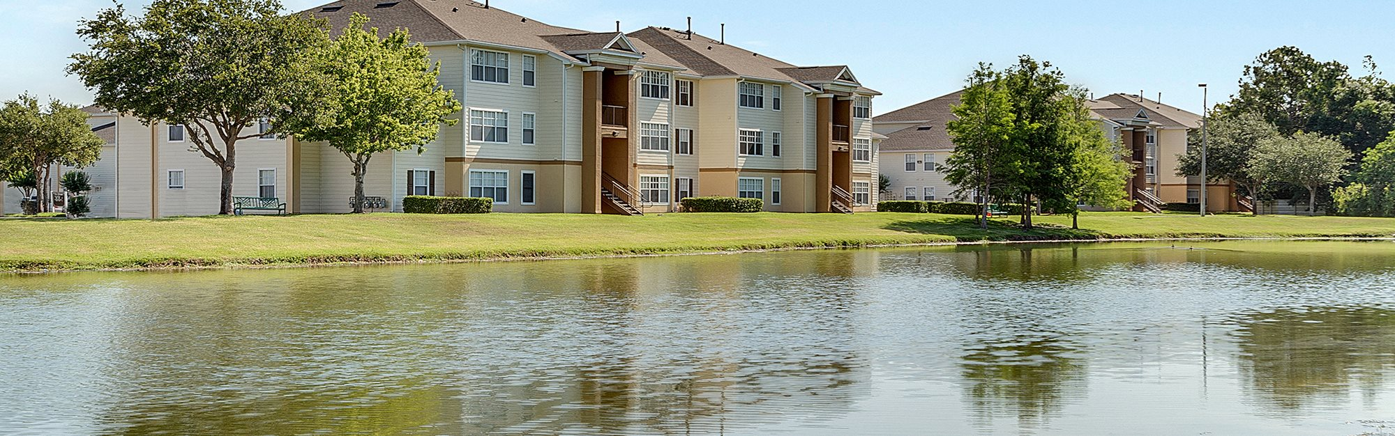 The Villages on Millenia Apartments for rent in Orlando, FL. Make this community your new home or visit other Concord Rents communities at ConcordRents.com. Lake view