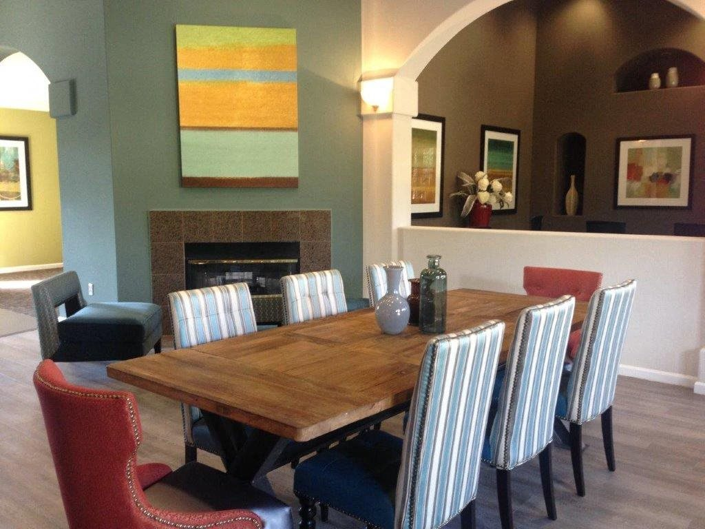 Separate Dining Area at The Hills at Quail Run, Riverside, CA, 92507