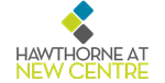 Property logo image at Hawthorne at New Centre Apartments in Wilmington NC