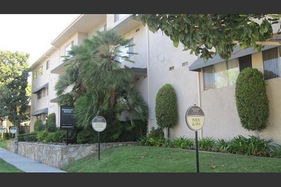 Franklin House Apartments 250 South Oak Knoll Avenue Pasadena