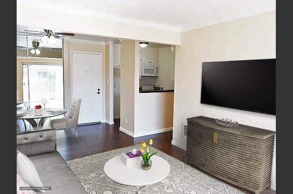 Hillside Village Apartments 4343 Ocean View Boulevard Montrose Ca Rentcafe