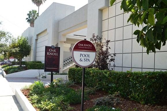 Oak Knoll Apartments 267 South Oak Knoll Avenue Pasadena Ca