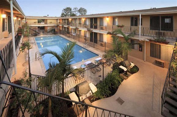 Puente Villa Apartments 1511 North Puente Avenue Baldwin