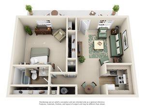 Long Acres Apartments Cincinnati Oh 45245