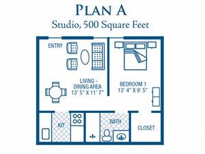 Whispering Oaks Apartments, 550 Eraste Landry, Lafayette ...