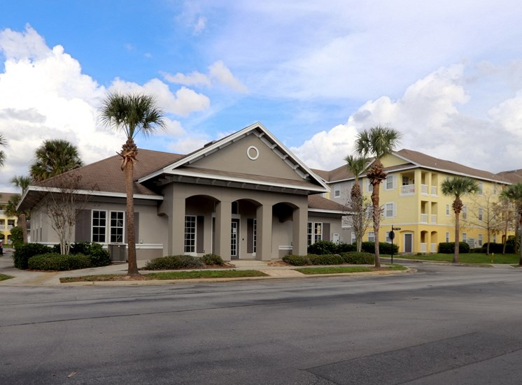 Ridgepointe Clubhouse