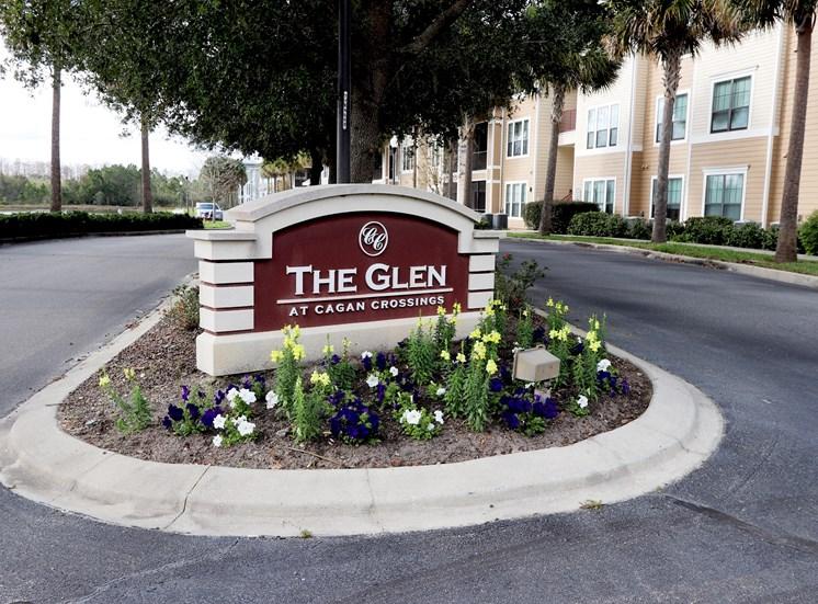 The Glen at Cagan Crossings