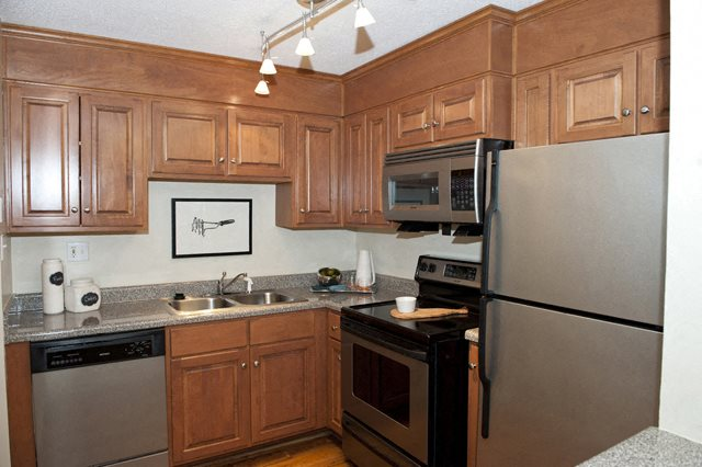 kitchen, raleigh, NC, apartments, rentals, studio, 1 bedroom, 2 bedroom