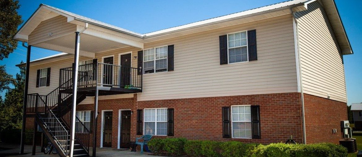 Mountain View Apartments Oxford AL Anniston, AL 36207 Facade