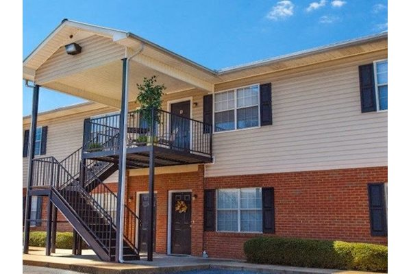 Mountain View Apartments Oxford AL Anniston, AL 36207 patio and balcony areas