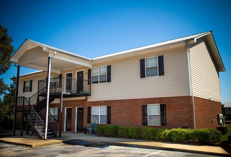 Mountain View Apartments Oxford AL Anniston, AL 36207 Facade
