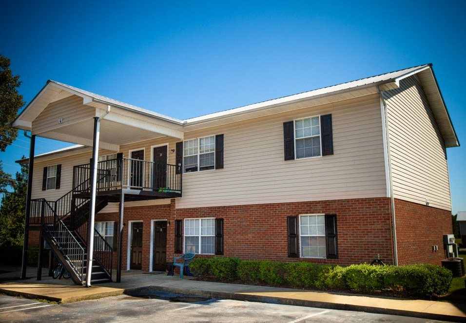 Photos and Video of Mountain View Apartments in Anniston, AL