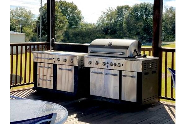 Mountain View Apartments Oxford AL Anniston, AL 36207 grilling station