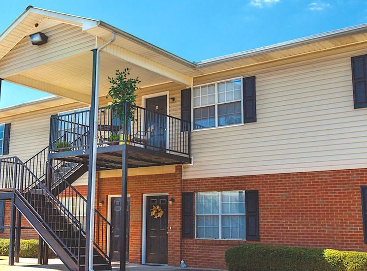 Mountain View Apartments exterior
