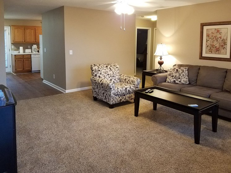 Mountain View Apartments Oxford AL Anniston, AL 36207 living room
