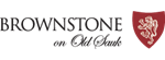 Brownstone Apartments Logo