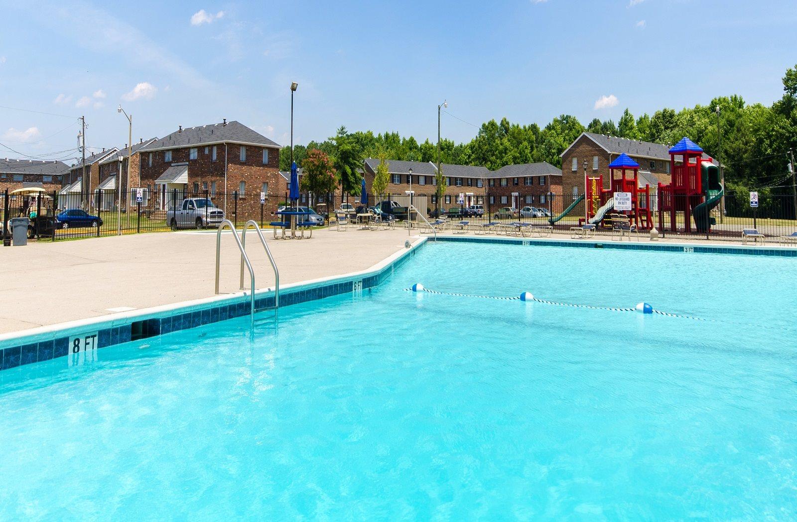11 North Oak Pool and Playground