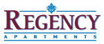 Regency Apartments Property Logo 9