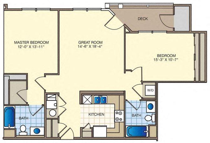 Matapeake Floor Plan 5