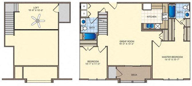 Patapsco Floor Plan 4