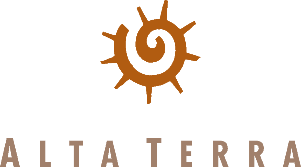 at Alta Terra Living Logo, Portales