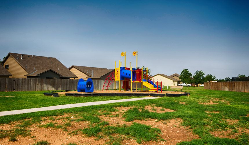 Alta Terra Living, Portales, is Equipped With 6 Beautiful playgrounds