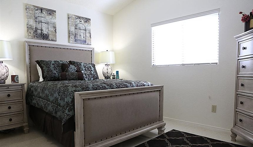 Alta Terra Living, has Live in cozy bedrooms