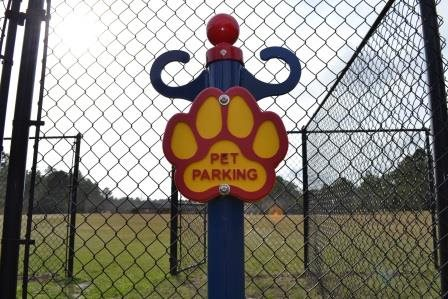 Bark Park at Three Waters Green apartments in Pensacola, FL  32506