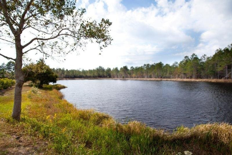 Lake Near-by at Three Waters Green apartments in Pensacola, FL  32506