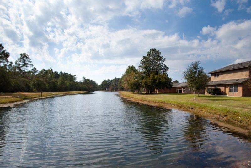 Beautiful Surroundings at Three Waters Green apartments in Pensacola, FL  32506