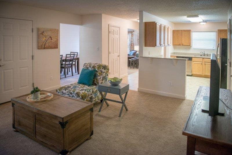 Renovated Interior Photo at Three Waters Green apartments in Pensacola, FL  32506
