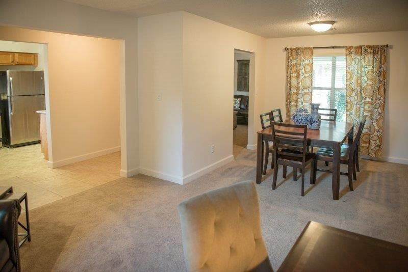 Hardwood Flooring at Three Waters Green apartments in Pensacola, FL  32506