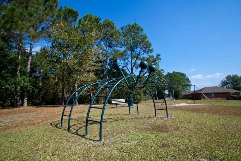 Playground at Three Waters Green apartments in Pensacola, FL  32506