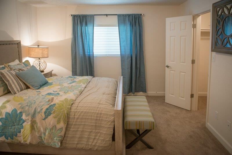 Beautiful Window Blinds at Three Waters Green apartments in Pensacola, FL  32506