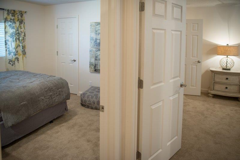 Wall-to-Wall Carpeting at Three Waters Green apartments in Pensacola, FL  32506