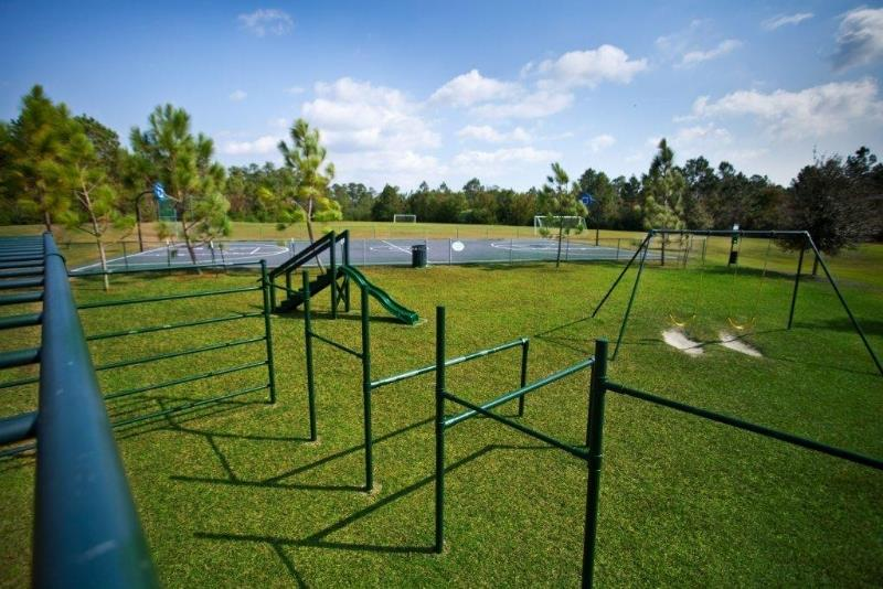 Park-like Setting at Three Waters Green apartments in Pensacola, FL  32506