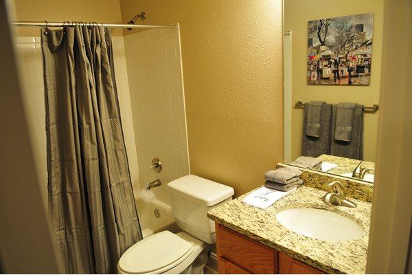 Raeford Fields apartments in Raeford, Raeford, NC  28376 has Spacious Bathrooms