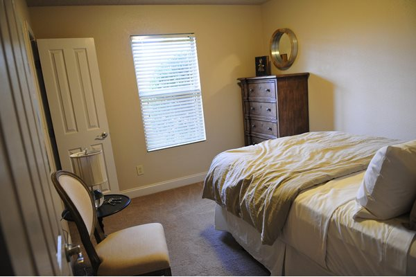 Live in cozy bedrooms at Raeford Fields apartments in Raeford, 28376