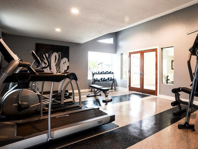 fitness center san antonio apartments