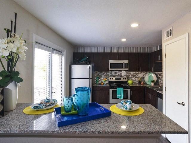 kitchen san antonio apartments