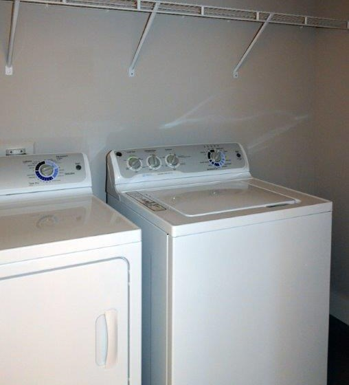 Washer and dryer-Mercer Commons Apartments Cincinnati, OH