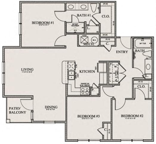 The Wabamun Floor Plan 5