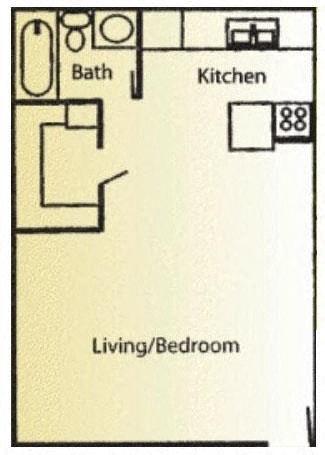Alba Floor Plan 1
