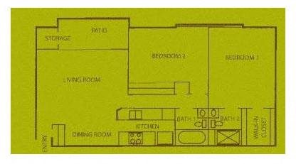Union Pacific Floor Plan 2