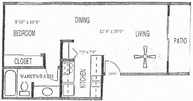 Acacia Floor Plan 1