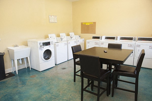 Washer/Dryer at The Enclave at Pamalee Square Apartments, Fayetteville, NC,28301